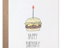 Birthday Burger