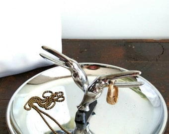 Vintage Pelican Ashtray by Diecasters