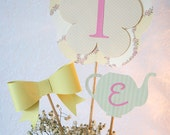 Custom Centerpiece sticks - Birthday parties, baby showers, bridal showers, weddings