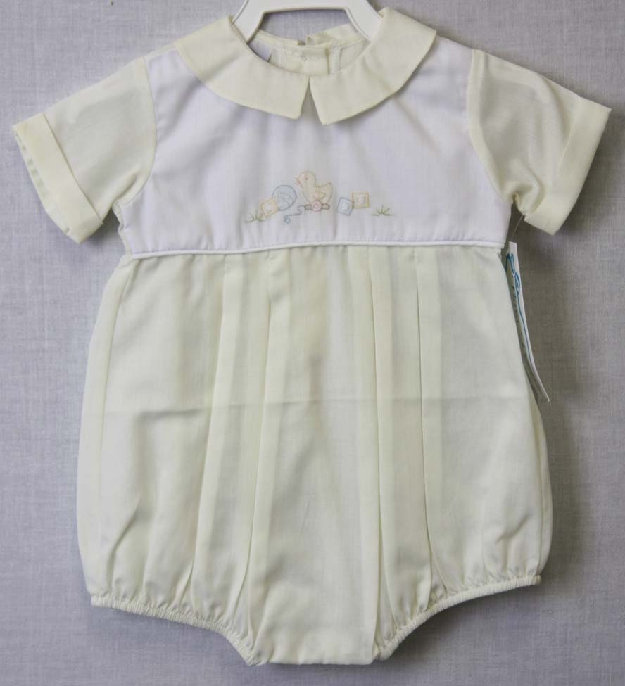 Baby Boy Rompers, Onesies, Outfits & Clothes Online Australia We stock the latest apparel for your little man. We have baby boy rompers, onesies, outfits, jumpsuits and more online, shipping to all locations in Australia and globally.
