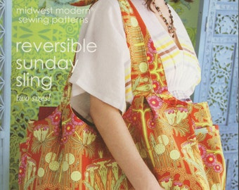 Reversible Sunday Sling Pattern in 2 sizes by Amy Butler (AB048RS)