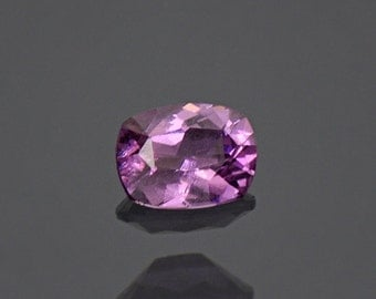 Pretty Steely Purple Spinel Gemstone from Burma 0.76 cts.