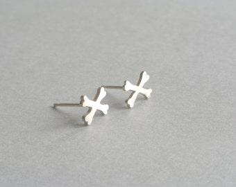 Crossbones Earrings