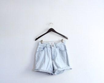 Summer Babe 90s Denim Shorts