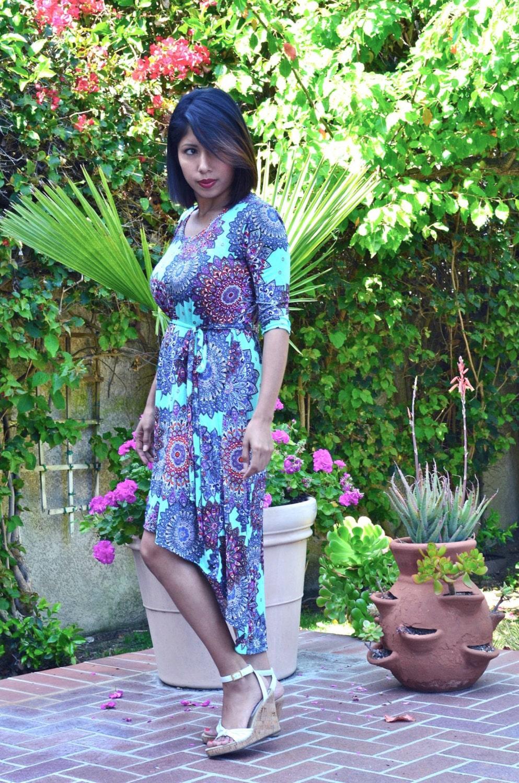 Samantha Swing Dress and Tunic Women's PDF Pattern/Knit ...