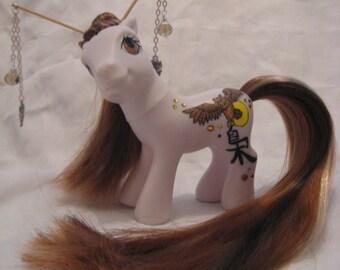 Owl Kanji Custom my little pony