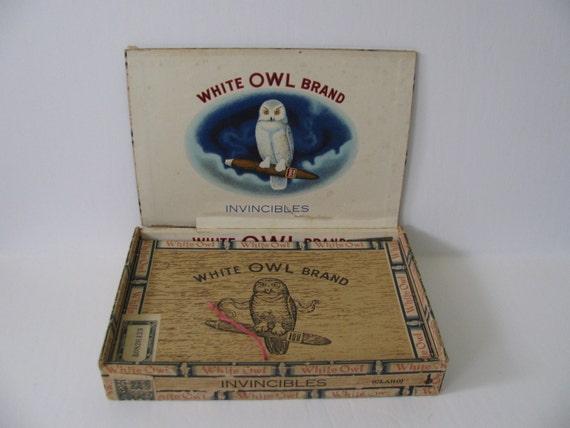 Vintage white owl cigars - photo#9