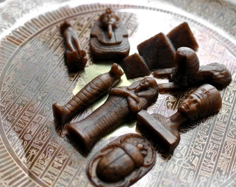 Ancient Egyptian Figure Soap / Guest Soaps / Party Favors