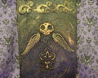 Angel of Death Halloween Book Box