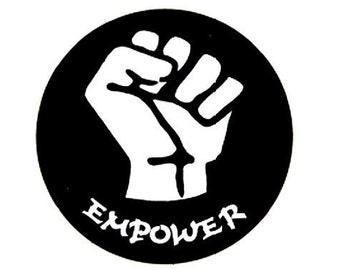 Empower Sticker