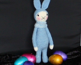Amigurumi Peter Rabbit : Crochet peter rabbit Etsy