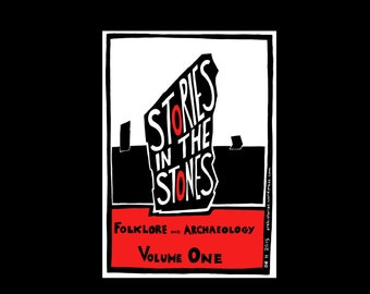 Stories in the Stones comic