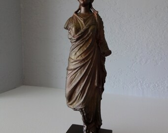 A Roman statue of the Egyptian Goddess Isis