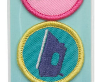 Moda Merit Badges BADGE 5