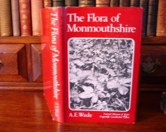The FLORA of MONMOUTHSHIRE