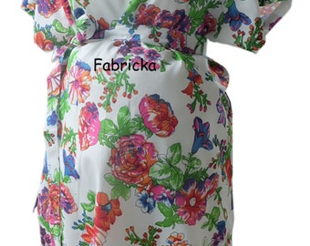 Delivery Gown Birthing Gown Maternity Gown Hospital Labor