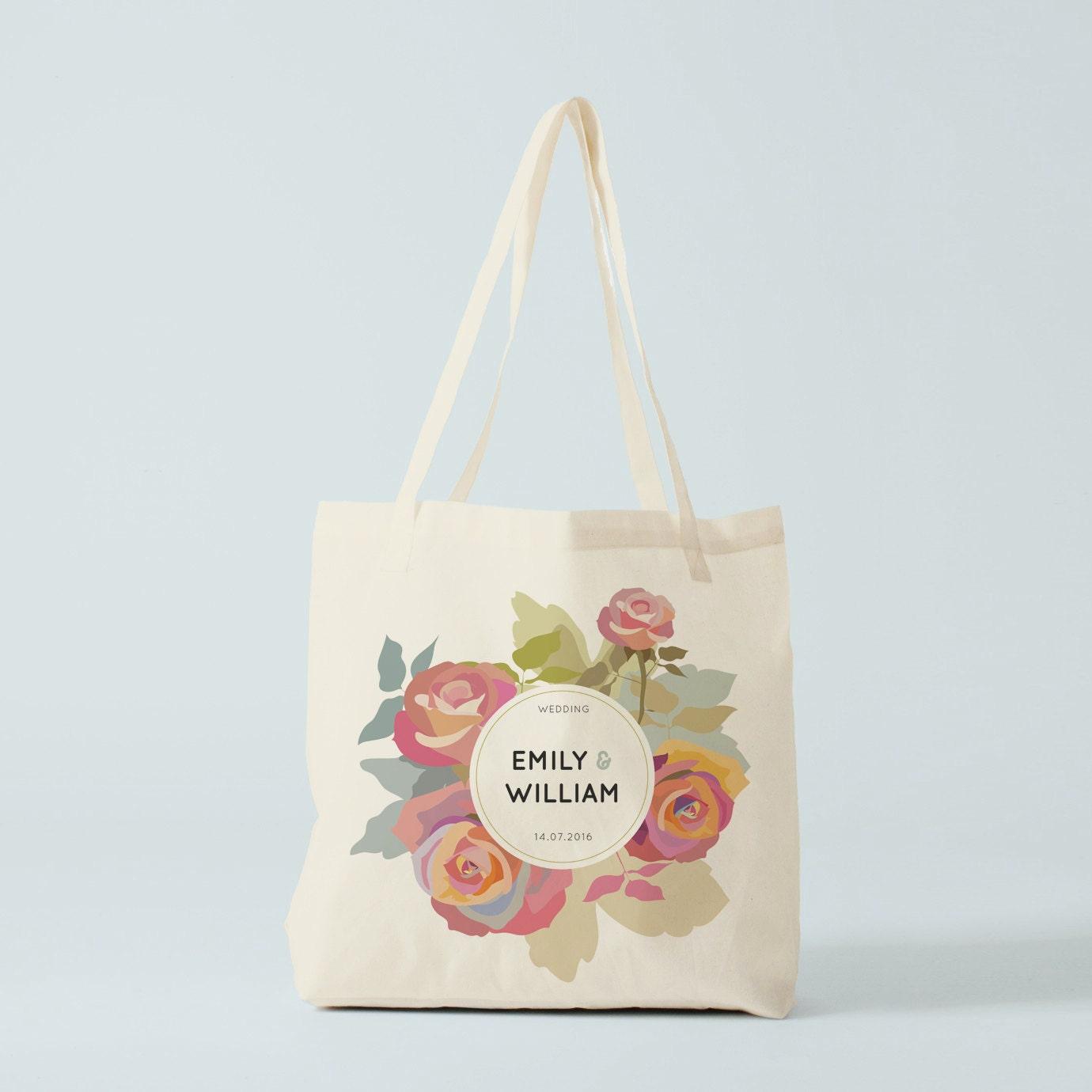 bride and groom s tote bag wedding tote bag wedding canvas bag