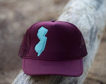 New Jersey Trucker Hat