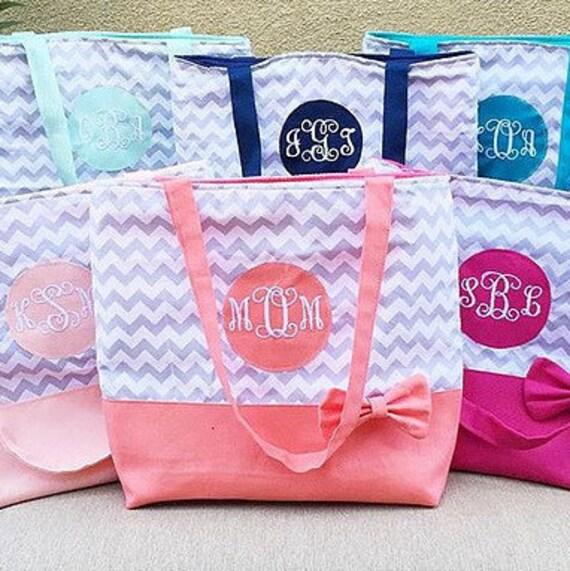 Match your Wedding Colors Custom Bridal Bags