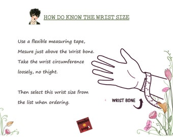 HOW do you KNOW your WRIST Size