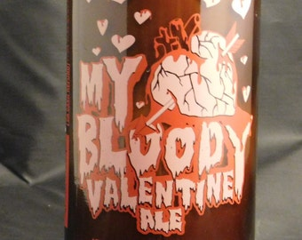 My Bloody Valentine by Alesmith Brewing Scented Candle