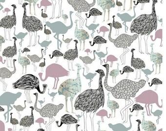 Emu Puzzle A3 Print