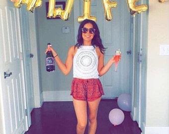 Bachelorette Party Balloons Etsy