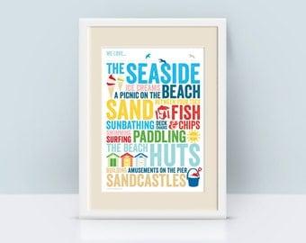 We love...Seaside