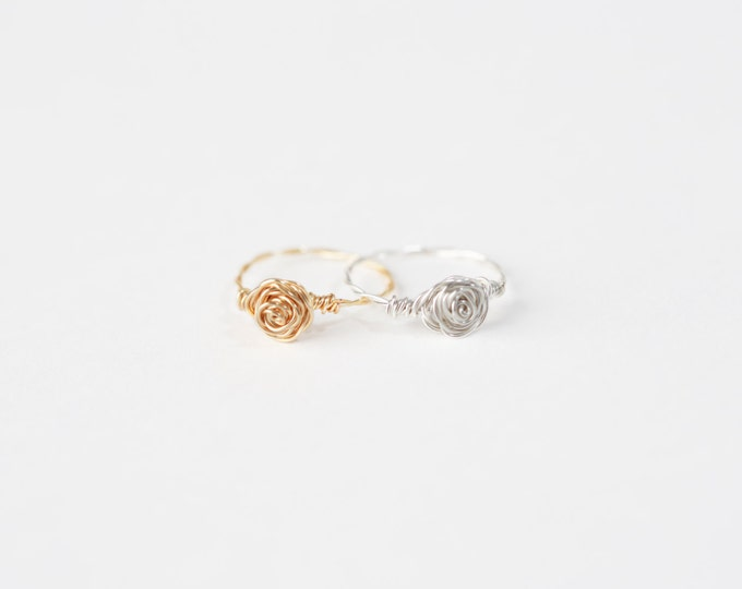 Knot Wire Ring