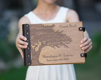 Wedding Guest Book, Tree Guest Book, Wedding Tree, Family Tree, Guest Book, Wedding Guestbook, Rustic Guest Book, Custom Guest Book, Wedding