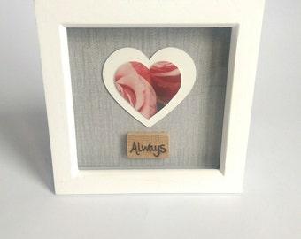 Handmade Lovely Box Frame Gift