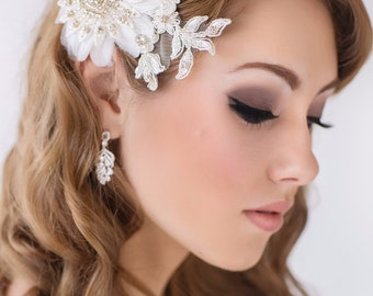 Skyla Bridal Headpiece