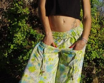 Flare Pants Buggy Trousers Womens Pants Harem Pants Meditation Pants Afghani Pants Fisherman Trousers Gypsy Pants Yoga Pants Summer Trousers