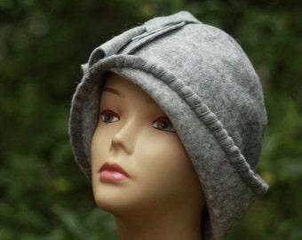 Wool Hat Easter Hat Kentucky Derby Hat Church hat Tea Party Hat Women's Formal Hat Handmade Hat Derby Hat Wedding Hat OOAK Travel hats