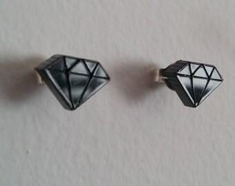 EARRINGS DIAMONDS OBSESSION