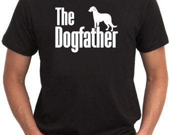 The dogfather Irish Wolfhound T-Shirt