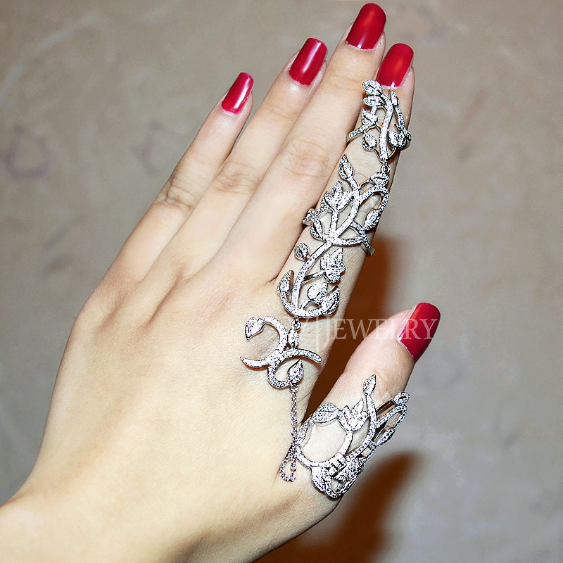 Images Of Beautiful Finger Rings