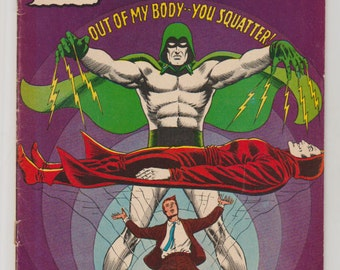 Showcase (presents Spectre); Vol 1, 64, Silver Age Comic Book.  VG. October 1966.  DC Comics
