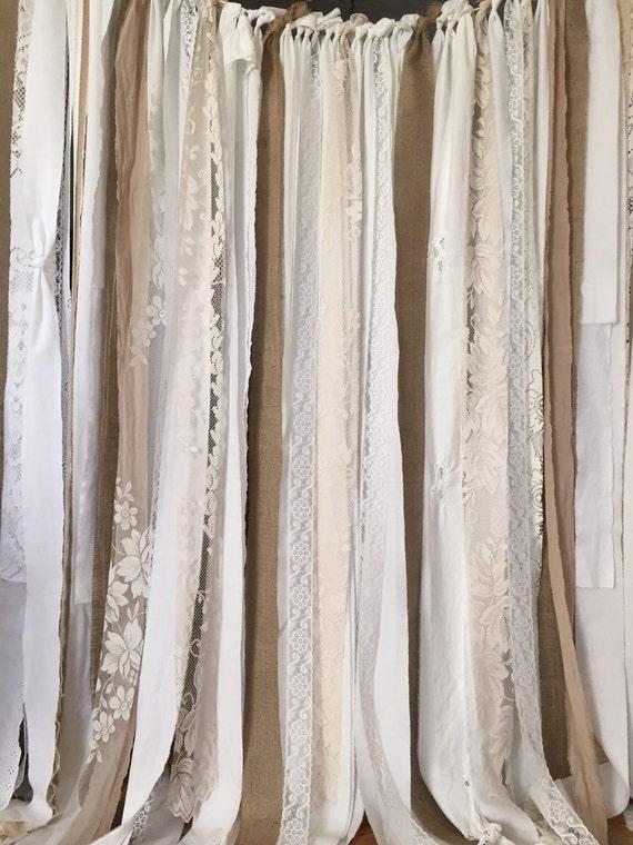 Lace Curtain Backdrop 7 39 Wedding Backdrop Curtain