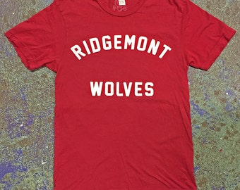 Ridgemont Wolves-Destroyed Tee
