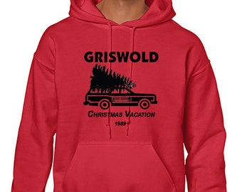 Griswold's Christmas Vacation Hoodie from the Movie National Lampoon's Christmas Vacation