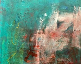 Innocence Abstract Painting
