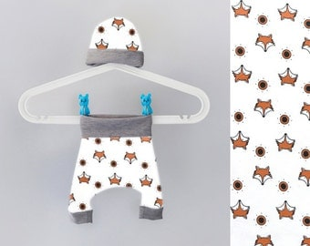 Newborn Outfit, Fox Baby Clothes