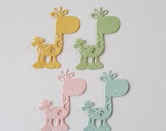 Giraffe Die Cuts