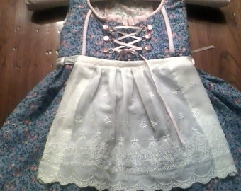 Baby Dirndl with Apron
