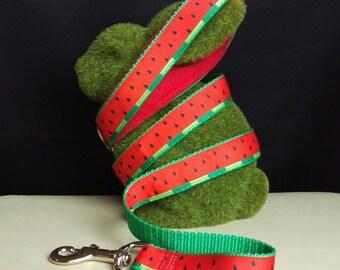 Dog Leash - Watermelon