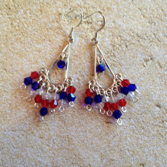4th of july earrings fourth of july dangle earrings page four fourth of july 3850