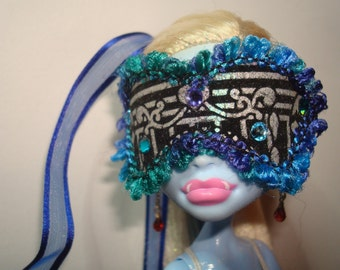 Monster High Sleepy-Time custom mask one sixth scale He/She Unisex can be worn in either direction also fits EAH Sweet Dreams Fantasyland