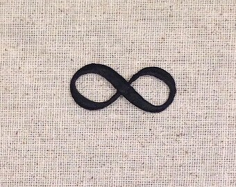 Infinity Sign Iron on Applique 696402A