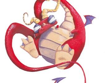 Little Red Dragon (Original)